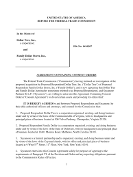 volvo north carolina headquarters ftc dollar tree consent orders federal trade commission complaint
