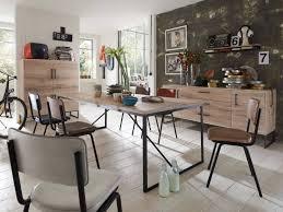 champagne dining room furniture http www pick up moebel de esstisch balkeneiche roheisen cento