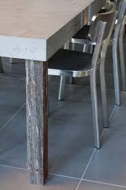 Esszimmer St Le Umgestalten Tisch In Betonoptik Selber Machen Ideen Mit Effektspachtel