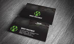 Business Card Template Jpg Free Business Card Templates Accounting Financial U0026 Investment