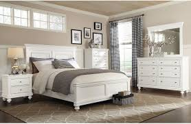 modern style white bedroom sets with modern 4 pieces madrid white