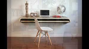 floating desk design space saving floating desk youtube