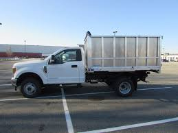 2017 new ford super duty f 350 drw cab chassis 9 ft aluminum