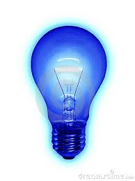 blue light bulb mainly blue autism lights and adhd