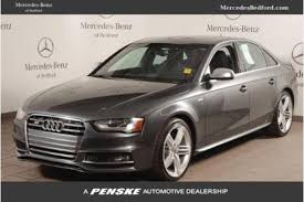 audi dealers cleveland ohio used audi s4 for sale in cleveland oh edmunds