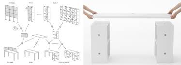 Easy To Assemble Desk Organizing Made Easier Furniture Designs For Tool Free Assembly