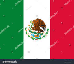 Mwxican Flag Mexican Flag Stock Vector 14791942 Shutterstock