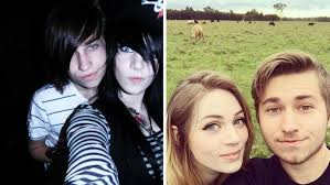 kid s before and after this is what happens when emo kids grow up so