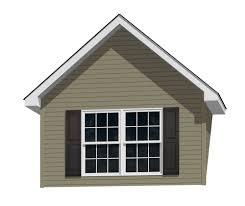 Gable Dormer Windows Roofs U0026 Dormers U2014 Pleasant Valley Homes