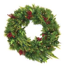 battery operated wreath lighted christmas wreaths christmas lights decoration