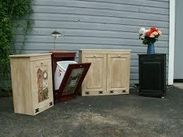 tips tilt out trash bin tilt trash can wooden trash and