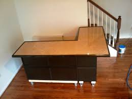 Desk L Shape by Contemporary L Shaped Computer Desk Ikea Home U0026 Decor Ikea
