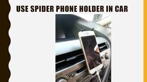 lexus ct200h cell phone holder spider phone holder youtube