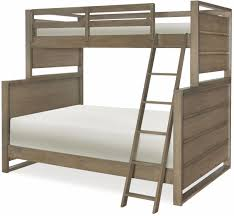 Big Bunk Bed Legacy Classic Big Sky By Wendy Bellissimo Weathered Oak