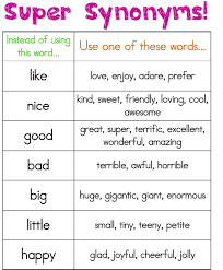 Synonyms For Light 8 Best Teaching Writing Images On Pinterest Language And
