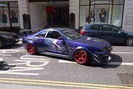 nissan altima coupe paint job r34 with an interesting paintjob nissan