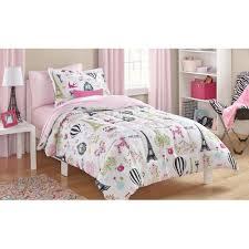 paris themed comforter sets home design