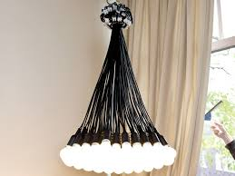 Led Bulbs For Chandelier 85 Ls Chandelier By Droog Gets Eco Friendly Led Update