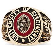 ohio state class ring of cincinnati cincinnati oh