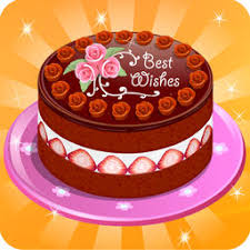 cake maker chef cooking games for wedding birthday by hfz atta ur