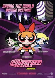 powerpuff girls movie flights tights movie nights