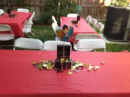 Pirate Decoration Ideas Best 25 Pirate Centerpiece Ideas On Pinterest Pirate Birthday