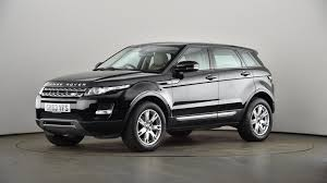 land rover evoque 2013 used land rover range rover evoque 2 2 sd4 pure 5dr tech pack