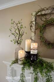 luxury ideas for decorating fireplace mantels 51 on home