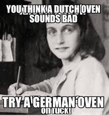 Anne Frank Memes - meme creator anne frank meme generator at memecreator org