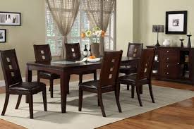 gallery perfect 7 piece dining room sets 7 piece dining room set
