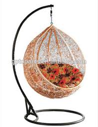 brand new outdoor swing egg trapeze wicker rattan hanging pod