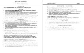 Sample Resume Objectives For Ojt Hrm Students by Music Production Resume Sample Http Resumesdesign Com Music