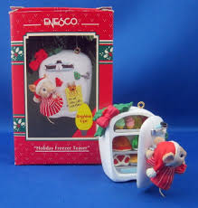 1994 enesco treasury of christmas ornament