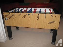 vintage foosball table for sale foosball table tornado coin op for sale in ohio classifieds buy