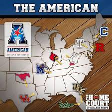aac map eagleoutsider com view topic espn s map of the aac