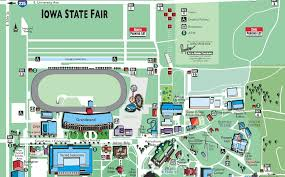 Iowa State Campus Map Iowa State Fairgrounds Map Uptowncritters