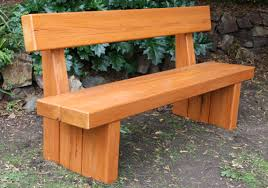 Diy Timber Bench Seat Plans by Timber Bench Seat