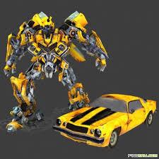 1977 camaro bumblebee bumblebee 1977 chevrolet camaro transformers 3d model 3d
