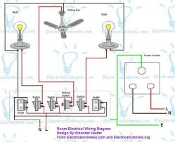 simple house wiring diagram exles basic electrical software open