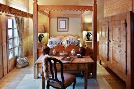 chalet 5 chambres à louer les fermes de hotel et spa de luxe à megeve