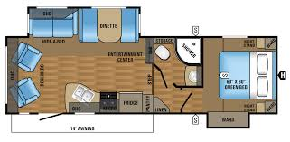 Entertainment Centre Floor Plan 2018 Jayco Eagle Ht Fifth Wheel Travel Trailer Rv Centre