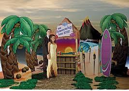 Hawaian Decorations Host A Hawaiian Paradise Homecoming For Luau Dance Fun Stumps