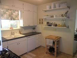 cabinets u0026 drawer vintage kitchen kitchen open shelves design