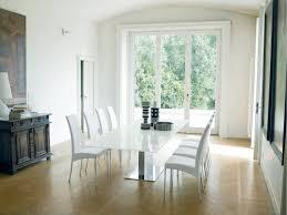 tavoli di cristallo sala da pranzo stunning tavoli da soggiorno in vetro ideas idee arredamento