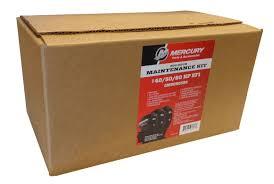 amazon com oem mercury 300 hour maintenance kit for 40 50 60 hp