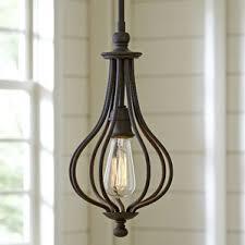 Mini Lantern Pendant Light Farmhouse Pendant Lights Birch Lane