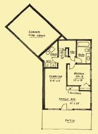 Floor Plans For Mountain Homes Rustic Mountain Style Home Plans With A Wrap Around Deck