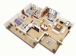 simple house design simple house design plans 3d 2 bedrooms pictures including