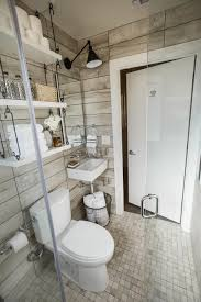 an efficient use of space in the bathroom design is the key