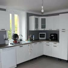 peinture pour cuisine grise stunning cuisine blanche mur gris anthracite contemporary design